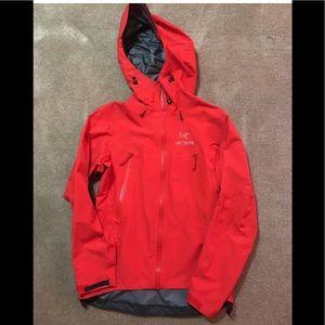 Arcteryx beta LT jacket medium (gore tex)